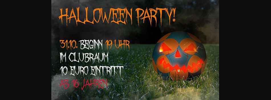 SKC-Halloweenparty am 31.10.